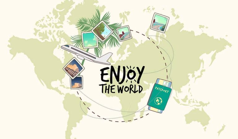 How to Be More Sustainable When Traveling?