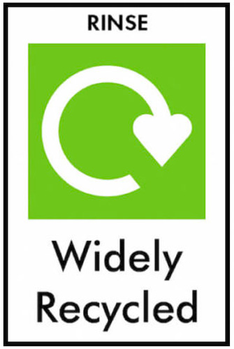 Widely Recycled - Rinse