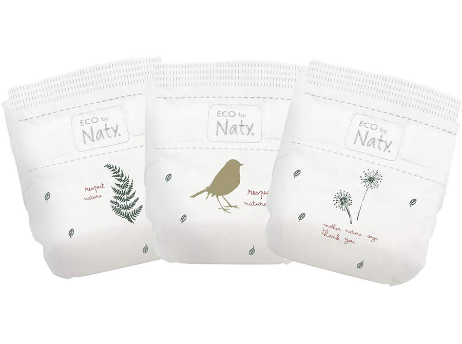 Eco by Naty Baby Diapers